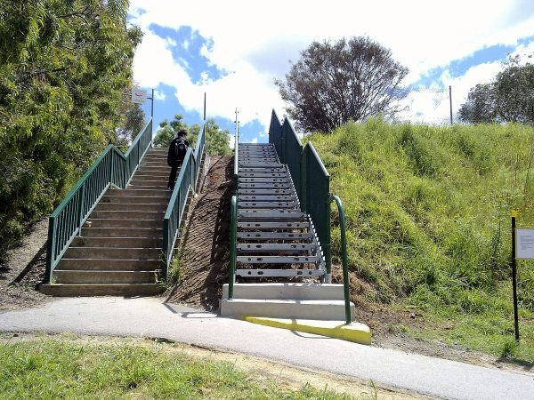 Public Access Stairs Swift Scaffolding
